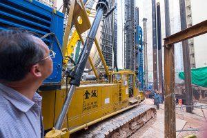 Shun Luen Construction Limited, Hong Kong